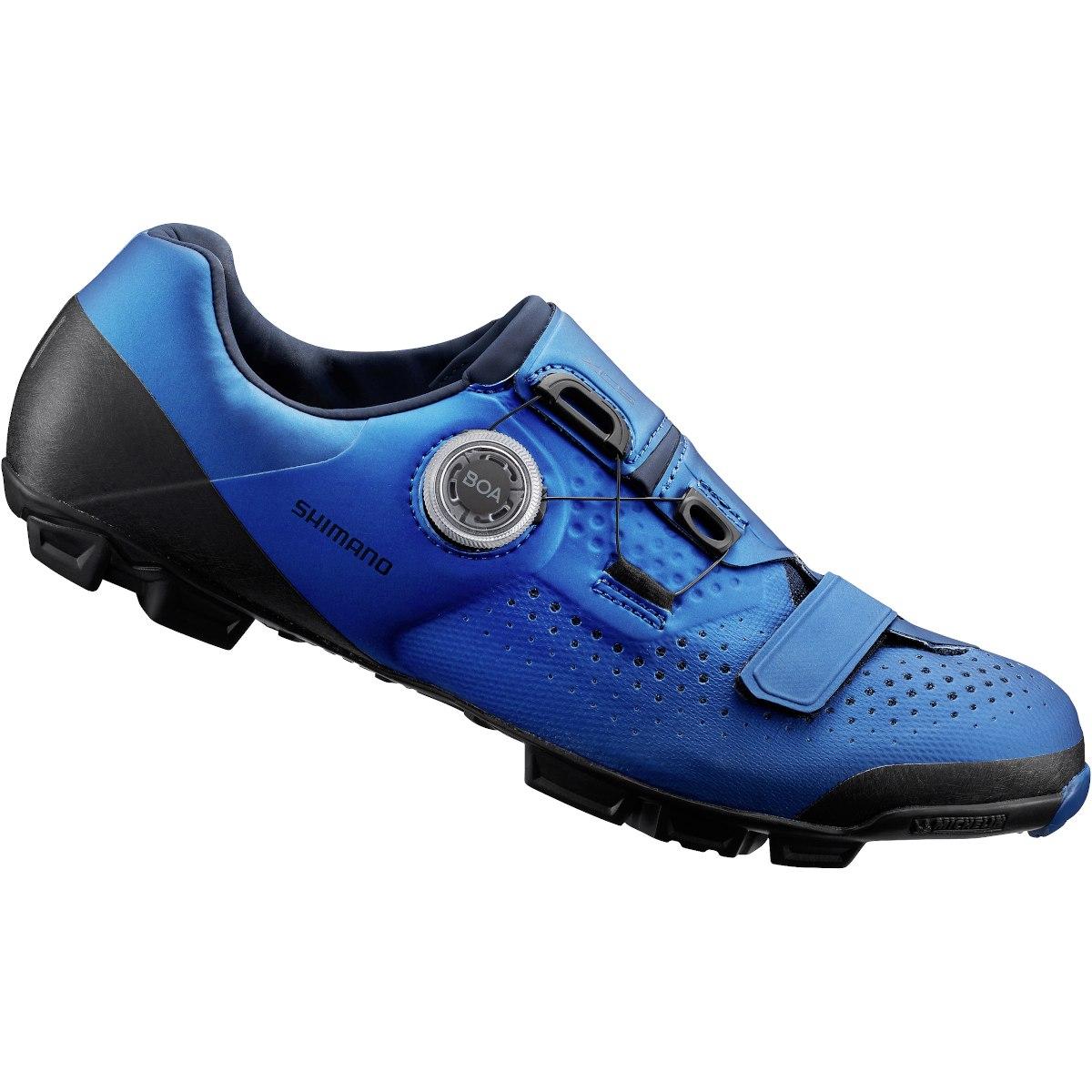 Foto de Shimano SH-XC501 Cross Country - Zapatillas MTB - blue