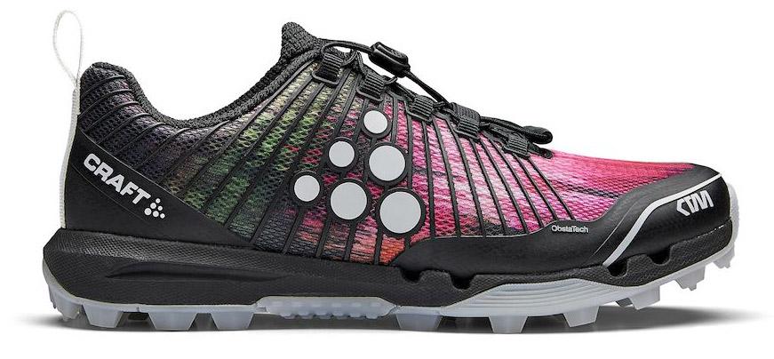 CRAFT OCR / Trail Running Shoe OCRxCTM Women - Black/Multi