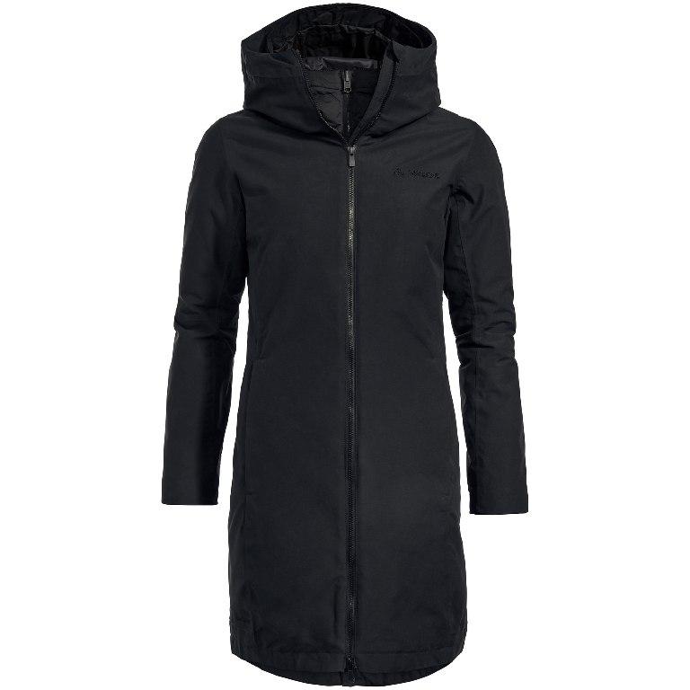 Vaude Women's Annecy 3in1 Coat III - black