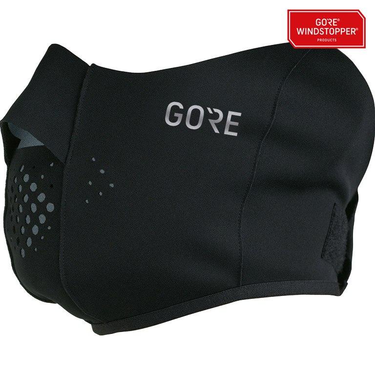 Produktbild von GORE Wear M GORE® WINDSTOPPER® Gesichtswärmer - black 9900