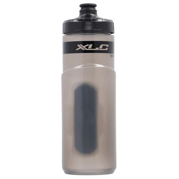 XLC Fidlock Trinkflasche ohne Adapter - 600ml - transparent