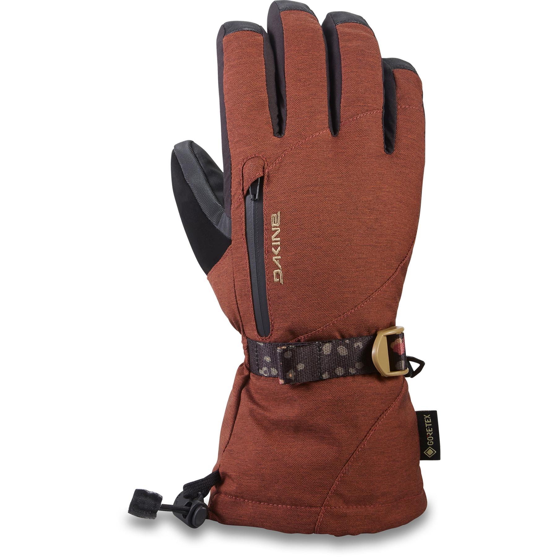 Dakine Women's Sequoia Gore-Tex Gloves - Dark Rose