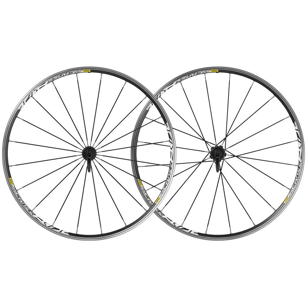 Mavic Crossride UB 26 Inches Wheelset - V-Brake - QR - black