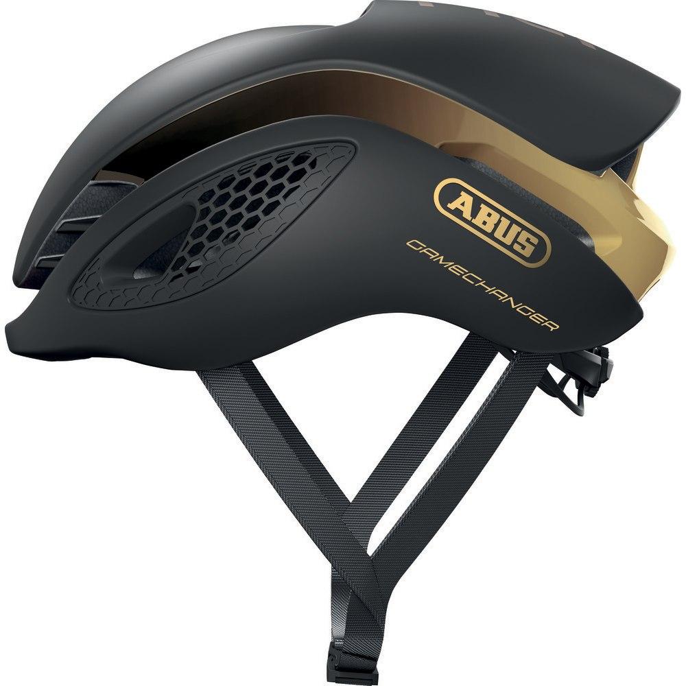 ABUS GameChanger Helmet - black gold