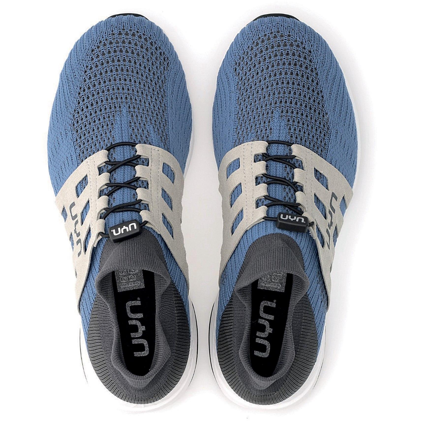 Image of UYN Nature Tune Running Shoes Women - Blue/Grey