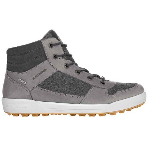 LOWA Seattle II GTX QC Shoe - grey