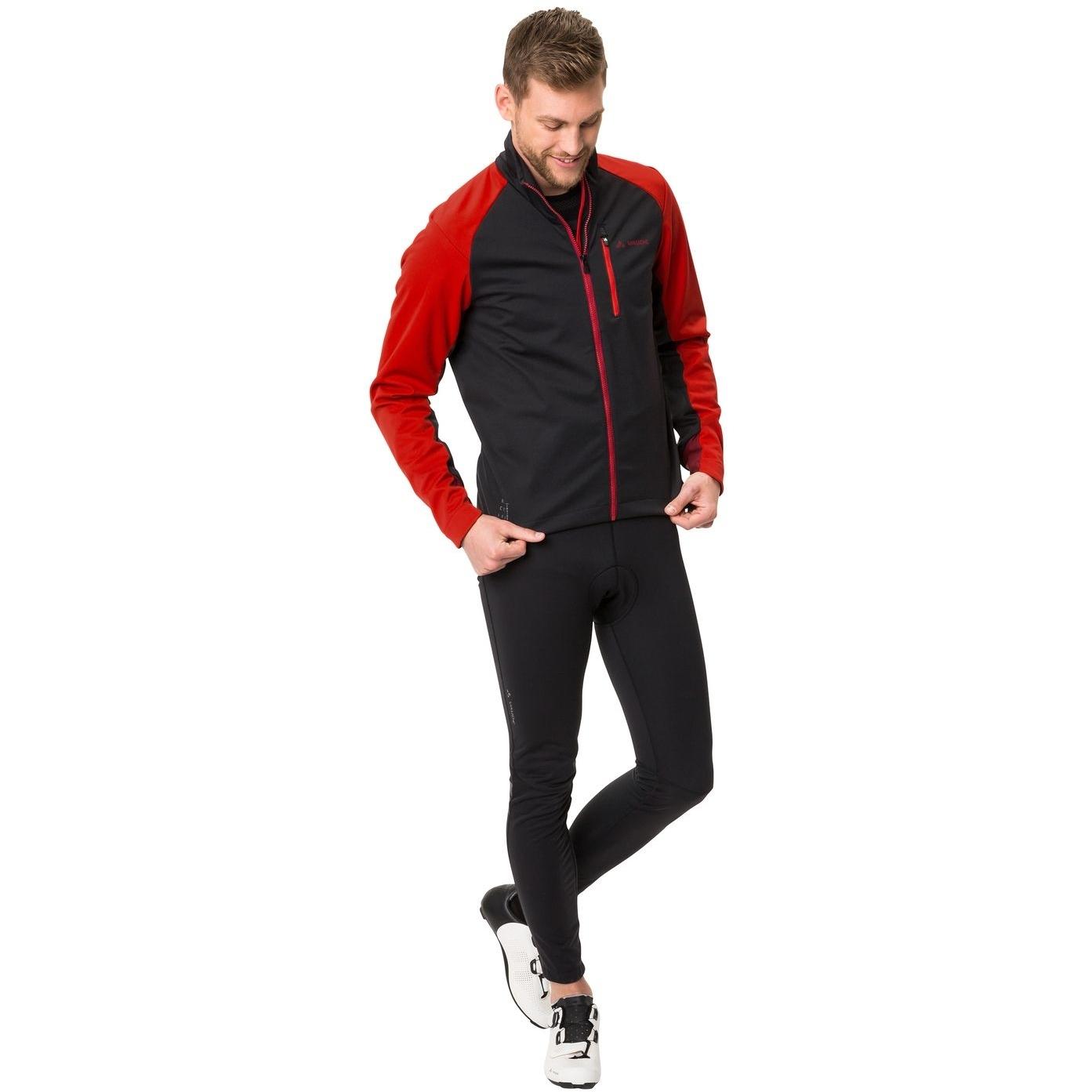 Image of Vaude Men's Posta Softshell Jacket VI - mars red