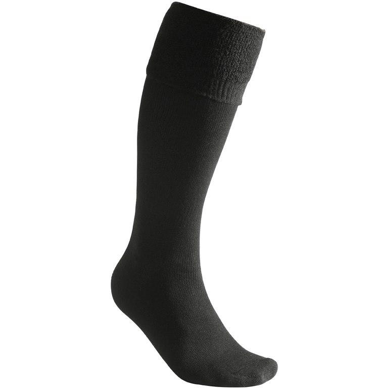 Woolpower Socks 400 Knee High - black