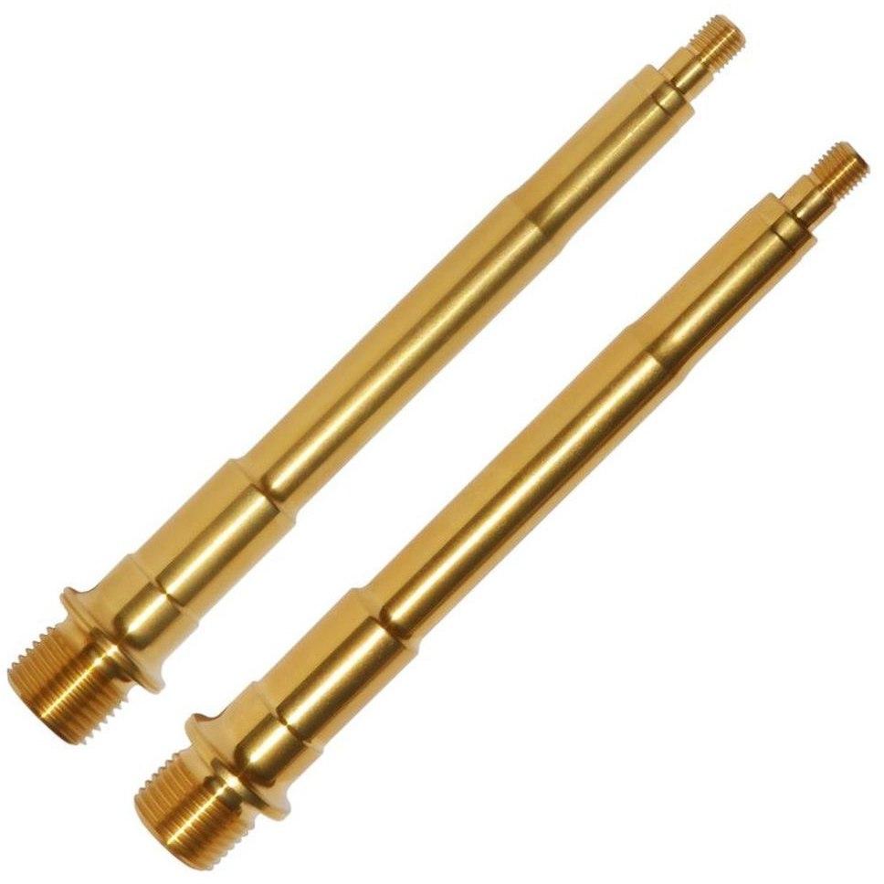 """DMR Vault Pedal Titanium Axles 9/16"""" - 1 Pair"""