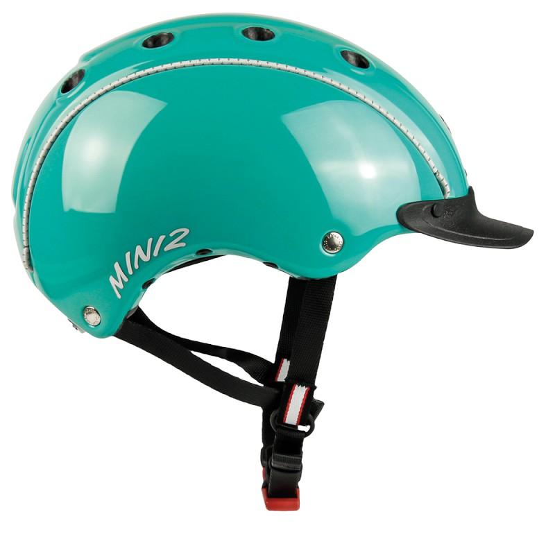 Casco Mini 2 Kids Helmet - jade shiny