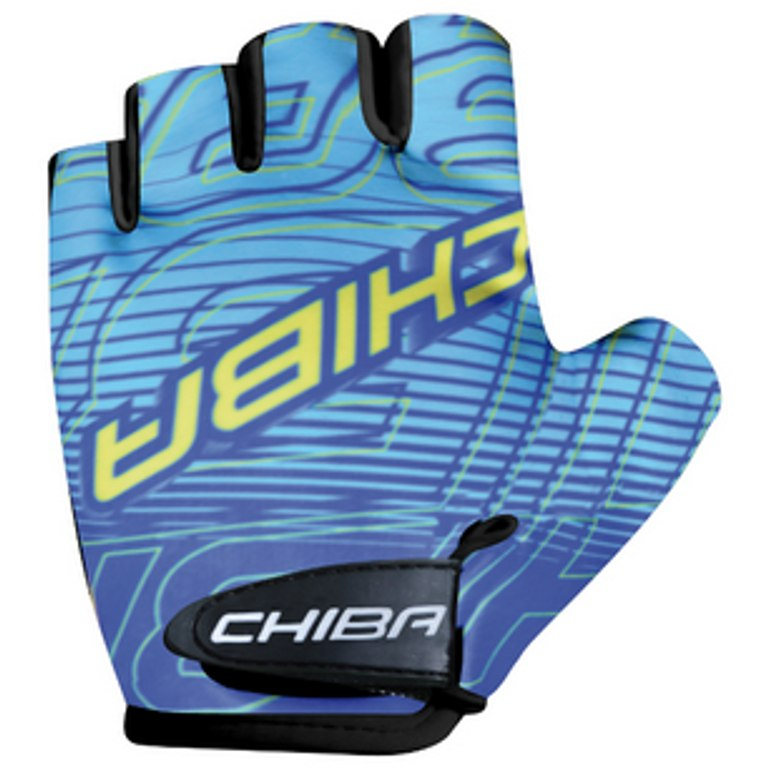 Chiba Kids Bike Gloves - royal (light-blue)