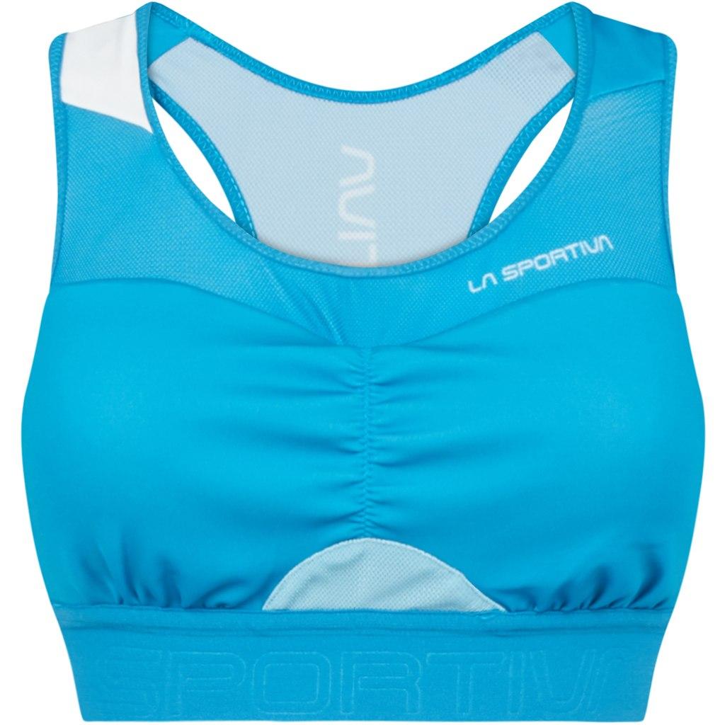 La Sportiva Captive Bra Top Sport BH Damen - Neptune/Pacific Blue