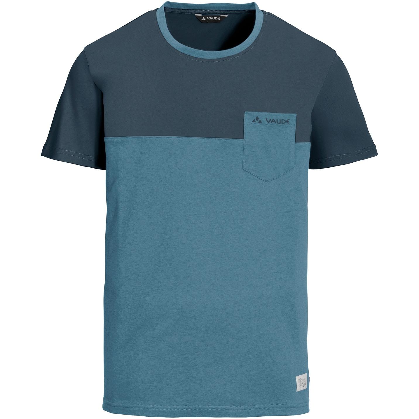 Vaude Nevis T-Shirt III - steelblue