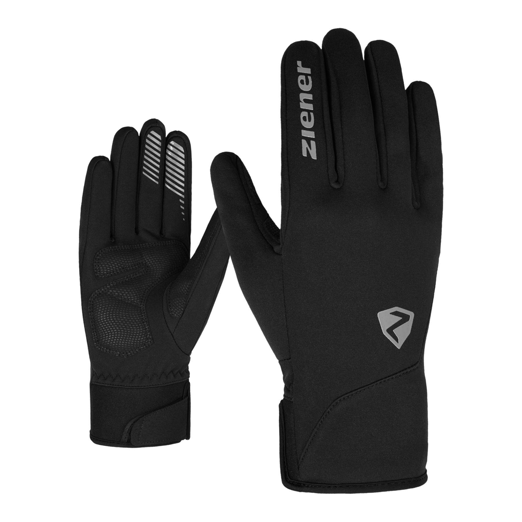 Image of Ziener SMU 20-Bike 234 Winter Gloves - black