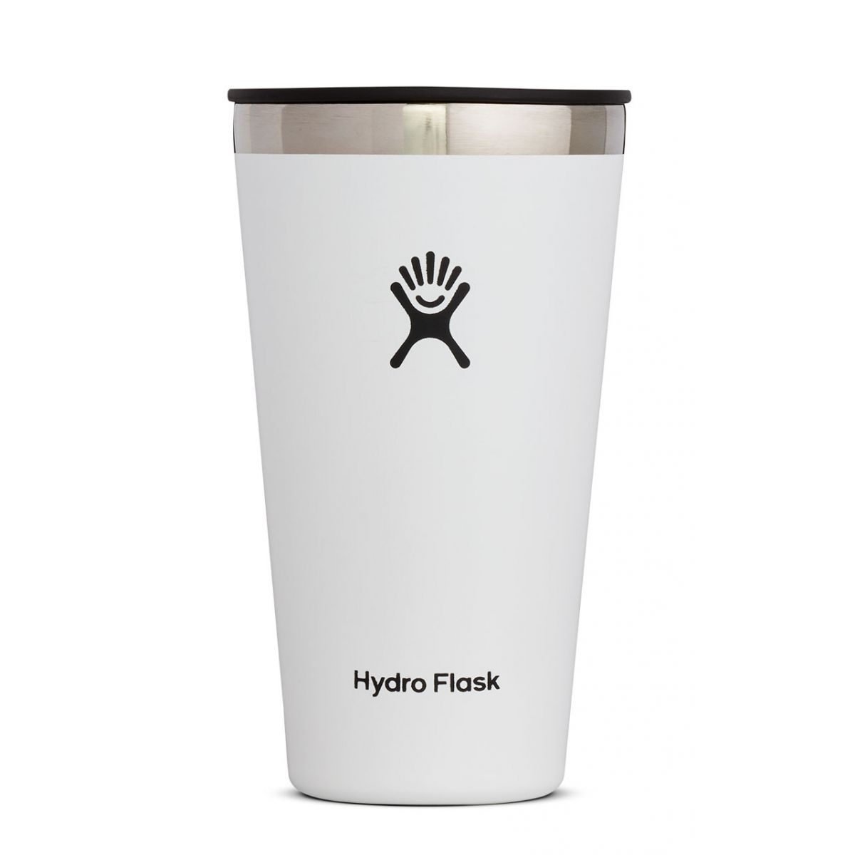 Bild von Hydro Flask 16 oz Tumbler Thermobecher 473ml - White
