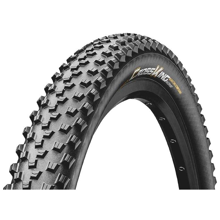 Continental Cross King RaceSport MTB-Folding Tire - 27.5x2.2 Inches