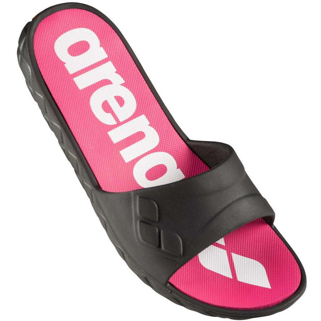 arena Watergrip Women's Sandals - black-magenta