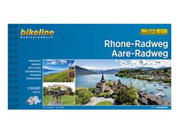 Bikeline Radtourenbücher - Schweiz