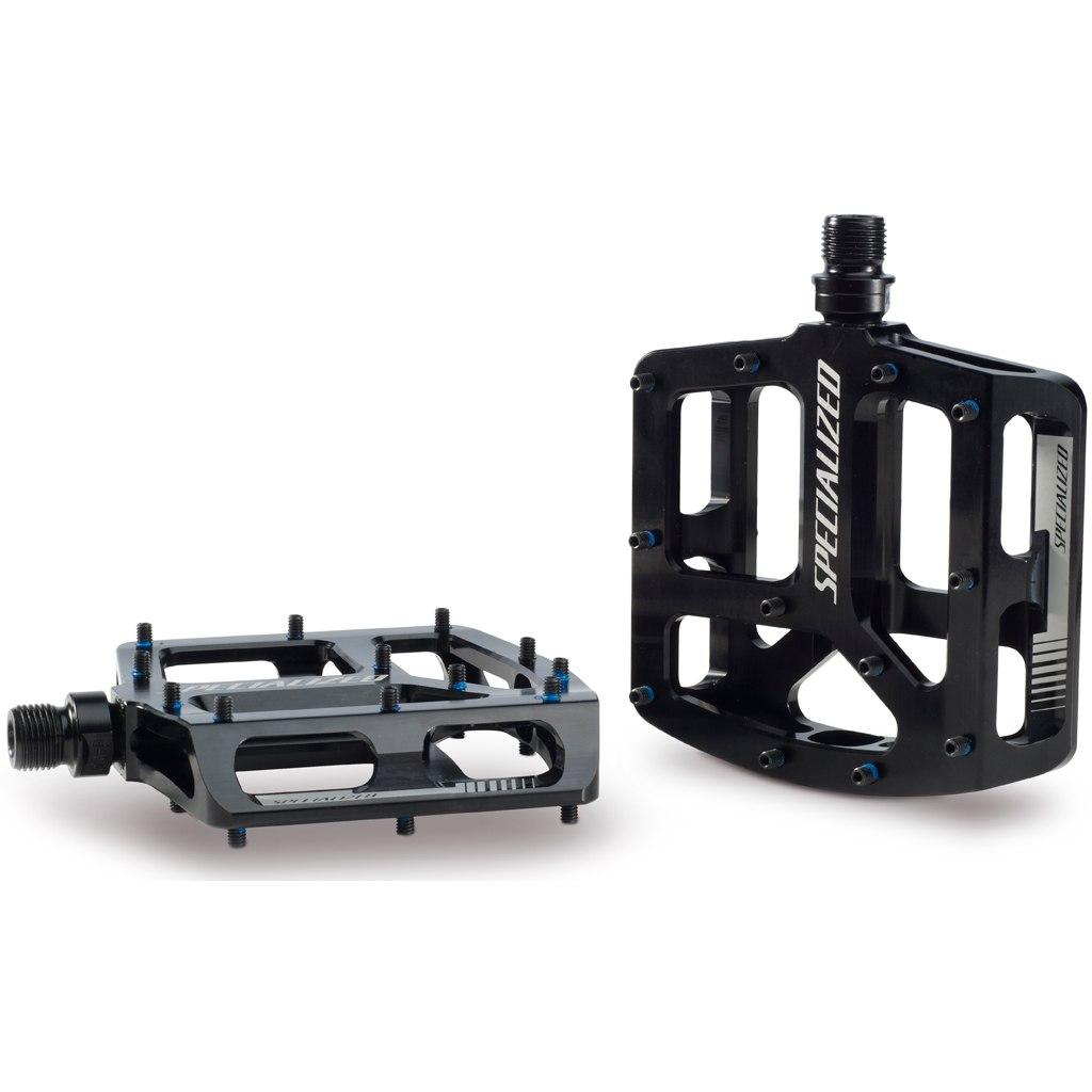Specialized Bennies Platform Pedals - Black Ano