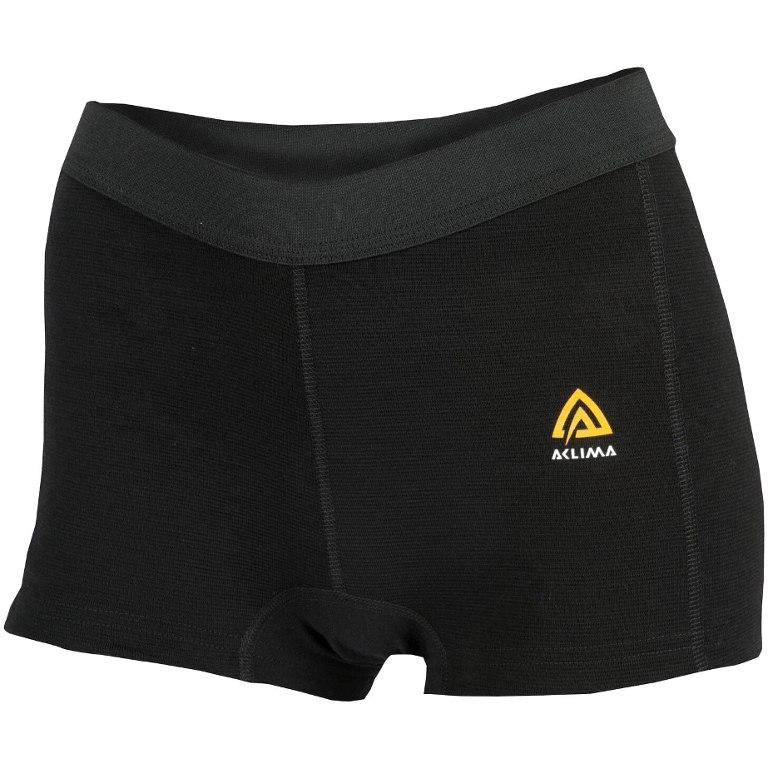 Aclima Warmwool Women's Shorts - jet black