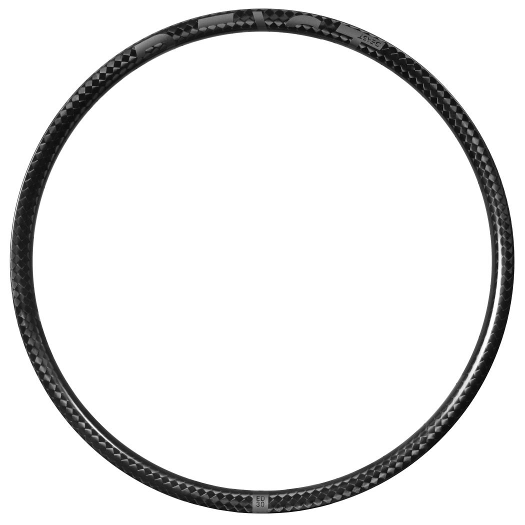 Image of Beast Components ED30 27,5 Inch Carbon MTB Rim - SQUARE black