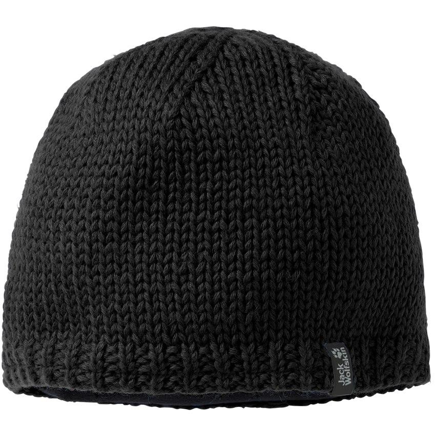 Jack Wolfskin Stormlock Knit Cap - black