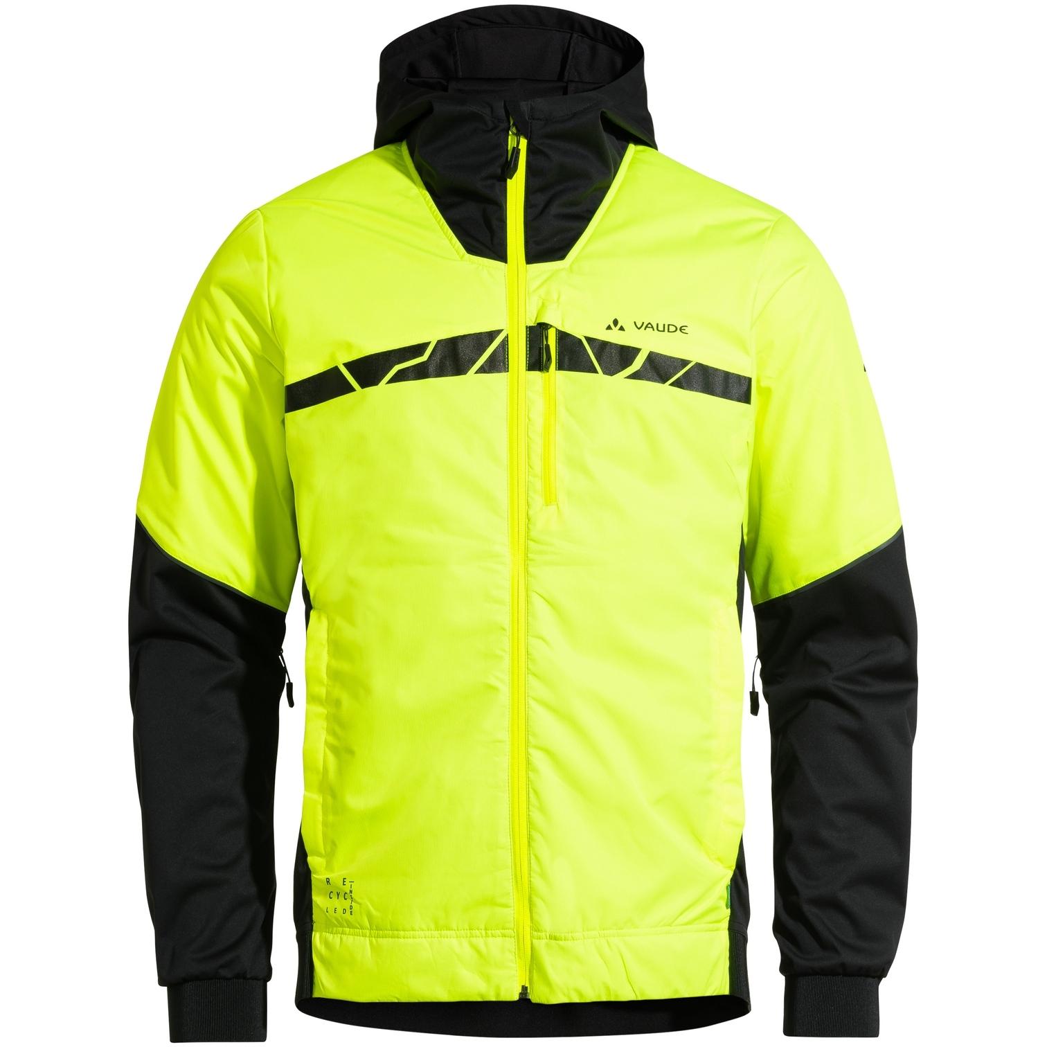 Vaude All Year Moab Jacke II - neon yellow