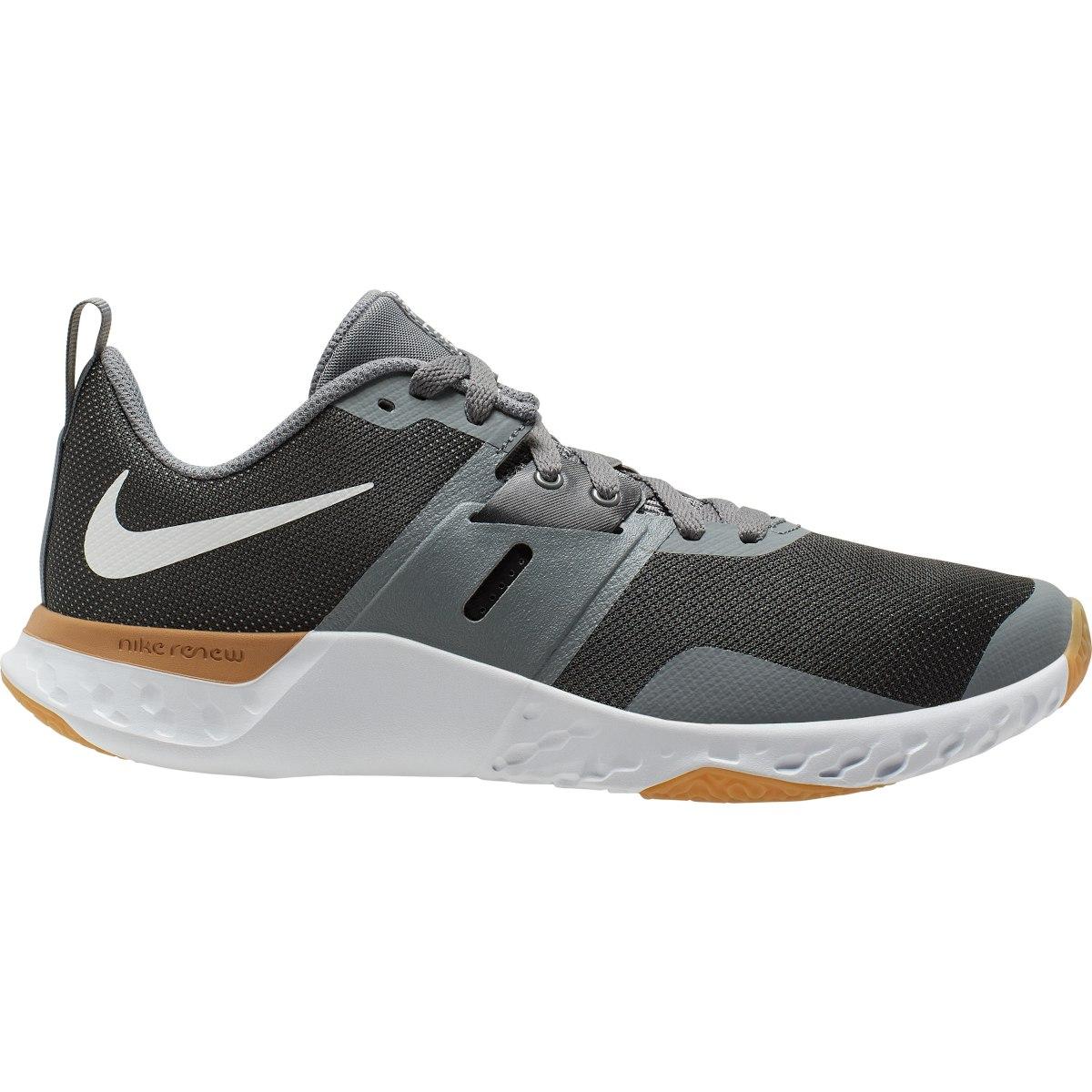 Produktbild von Nike Renew Retaliation Trainingsschuh für Herren - dark smoke grey/white-smoke grey AT1238-008
