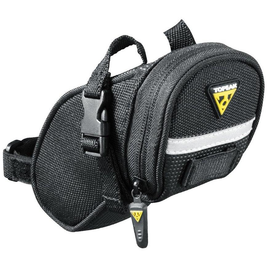 Topeak Aero Wedge Pack Strap Micro Saddle Bag