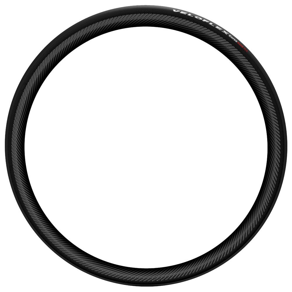 Image of Veloflex Corsa Race TLR Folding Tire - 25-622 - black