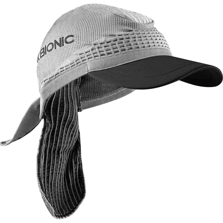 X-Bionic Fennec 4.0 Schildmütze - anthracite/silver