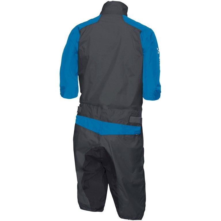 Image of Vaude Men's Moab Rain Suit - black