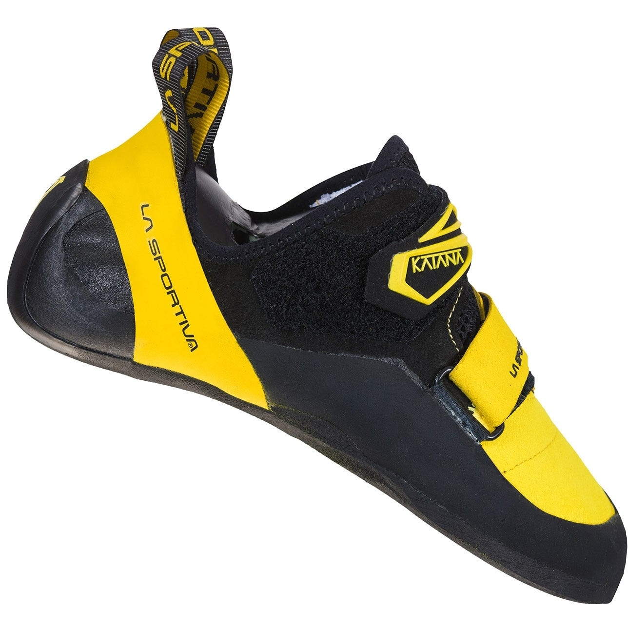 La Sportiva Katana Climbing Shoes - Yellow/Black