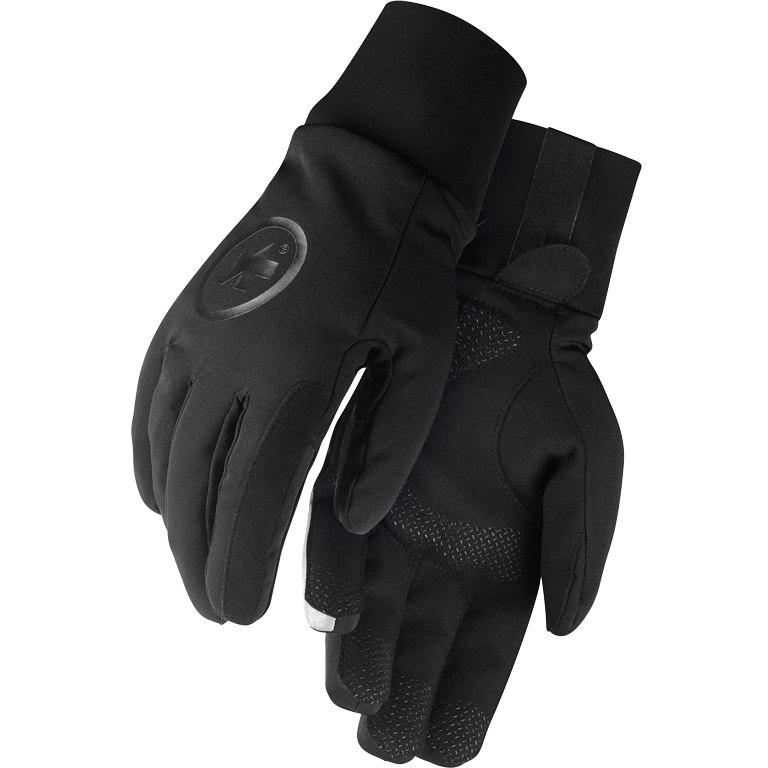Produktbild von Assos ASSOSOIRES Ultraz Winter Handschuhe - blackSeries