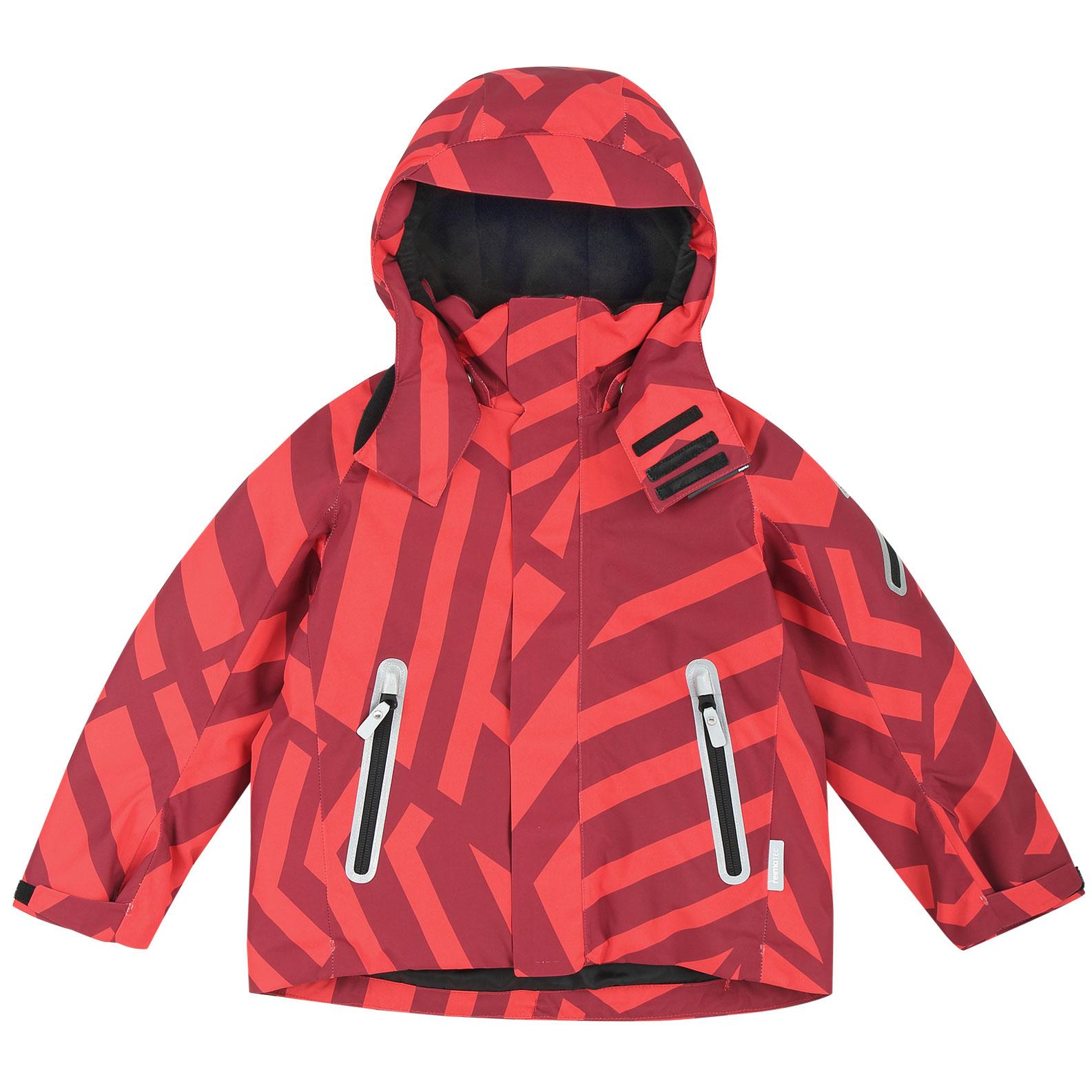 Produktbild von Reima Kinder Reimatec Winter Jacke Regor - lingonberry red