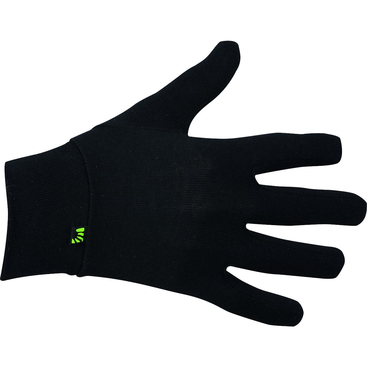 Picture of Karpos Coppolo Merino Full-Finger Glove - Black