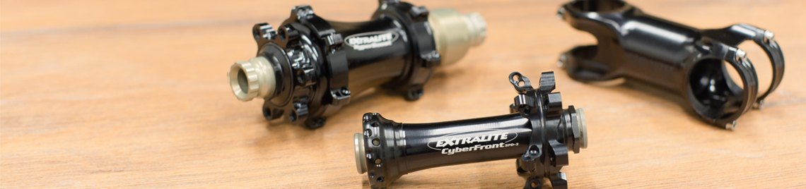 Extralite - Aluminium & Carbon Weight Tuning Parts made in Italy