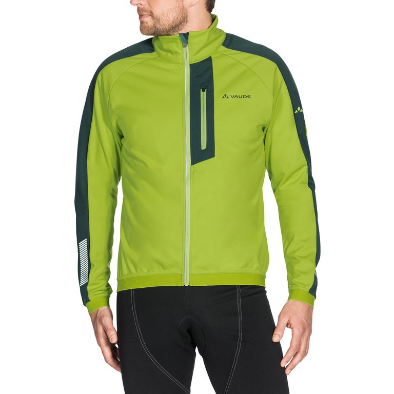 Bild von Vaude Posta Softshell Jacke V - bright green