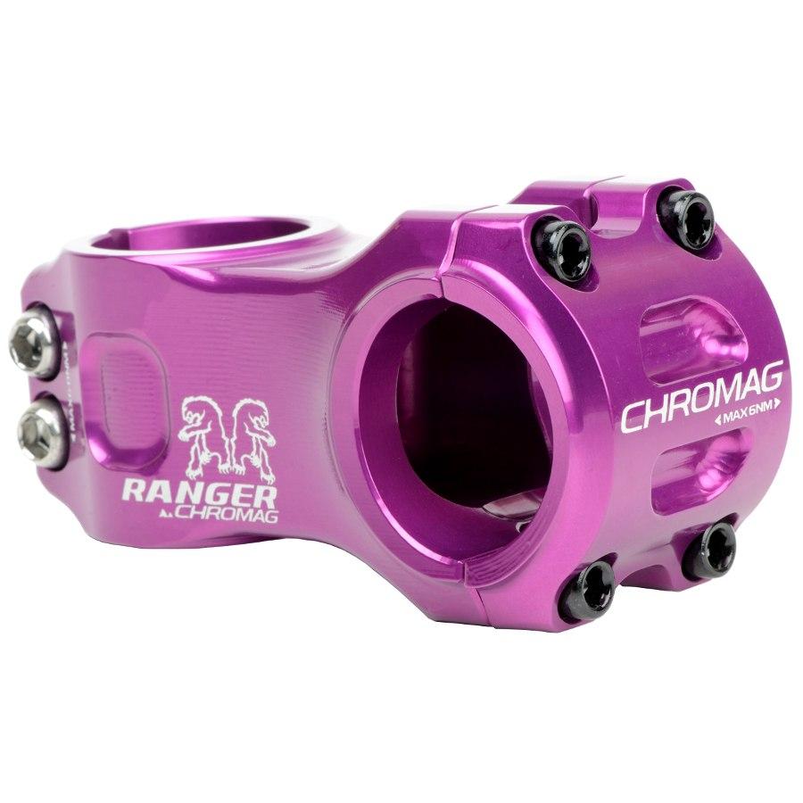 CHROMAG Ranger V2 31.8 Stem - purple