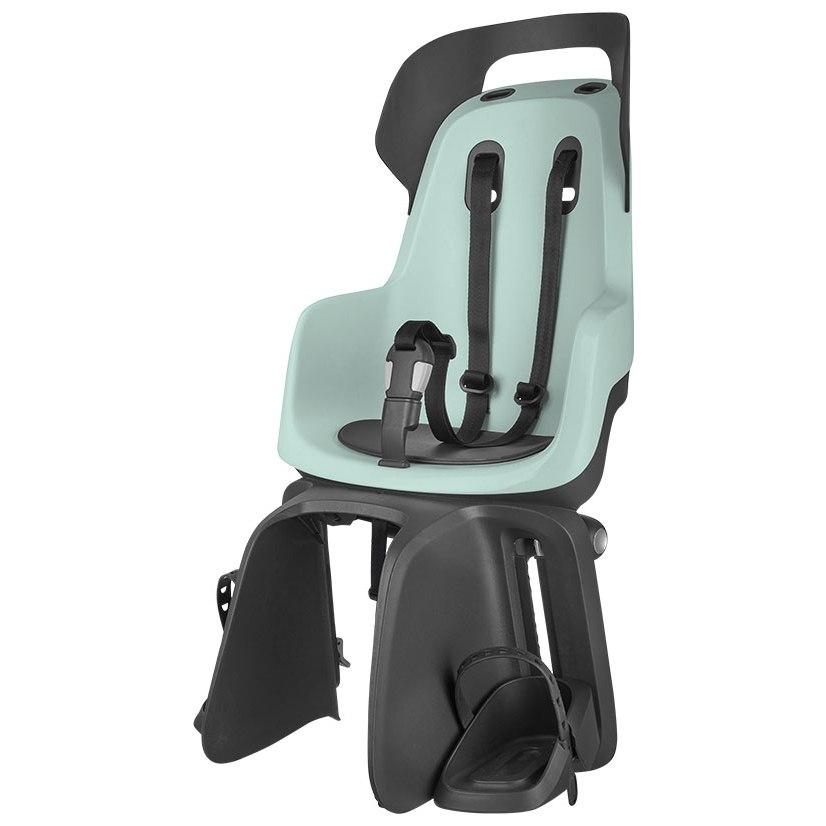 Bobike GO maxi Child Bike Seat - Carrier Mount - Marshmallow Mint