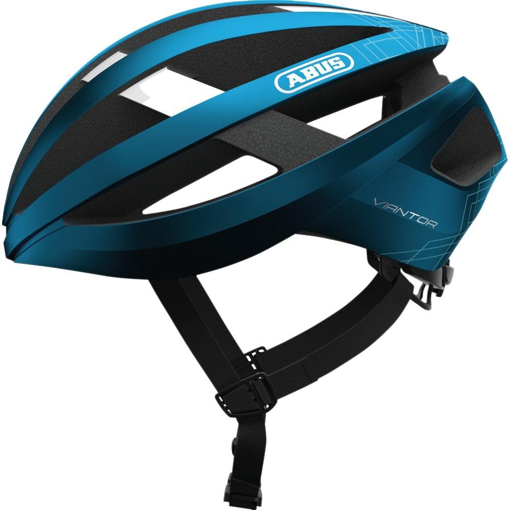 ABUS Viantor Helmet - steel blue