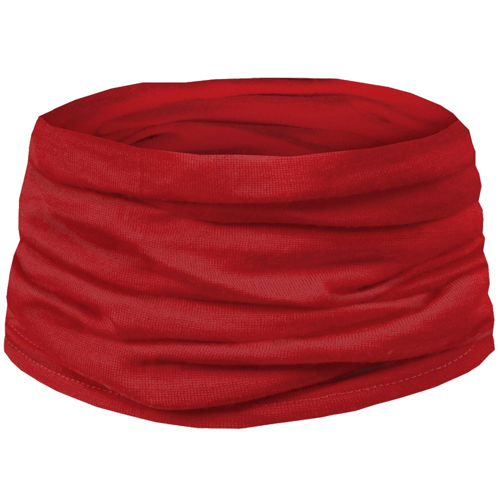 Endura BaaBaa Merino Tech Multitube - rust red