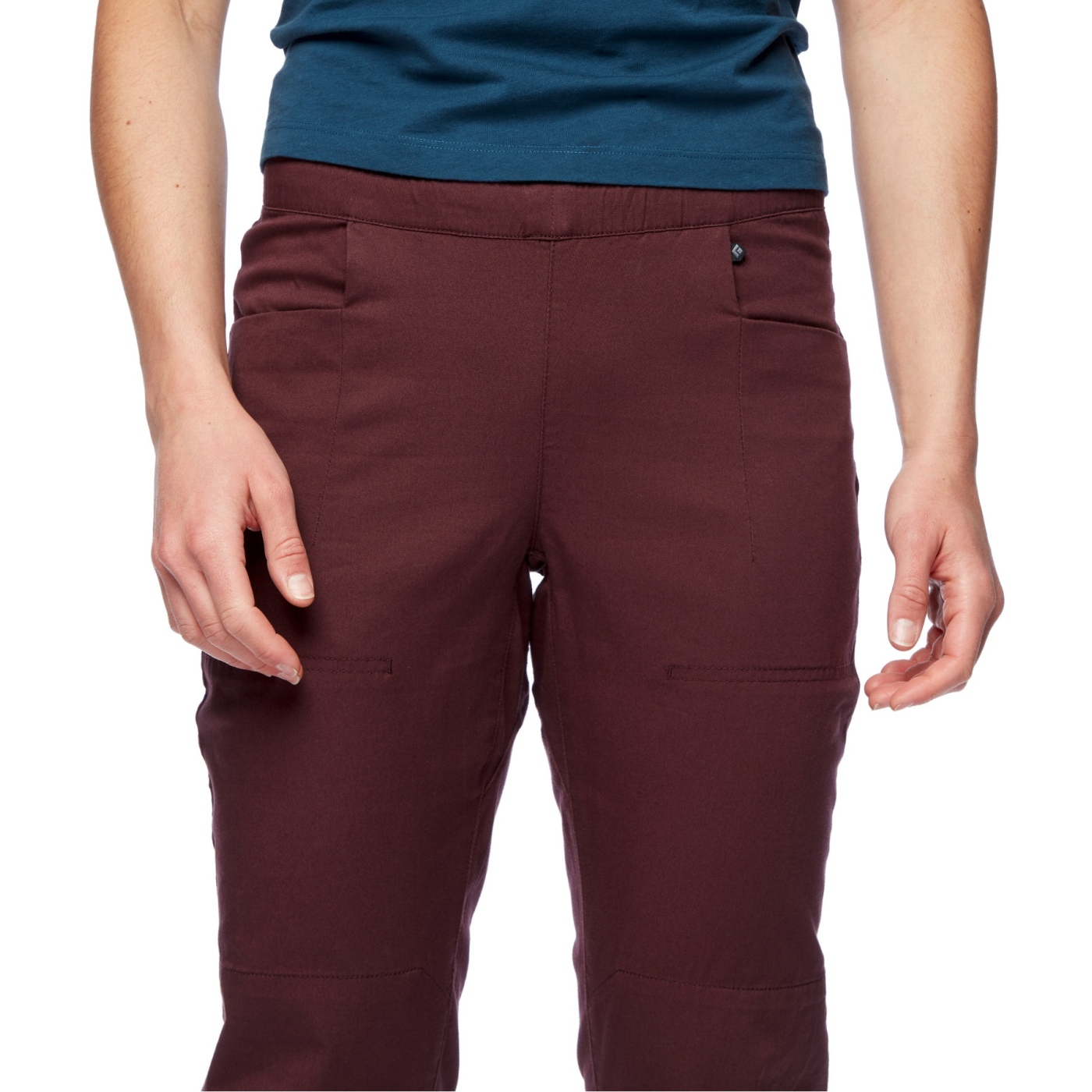 Image of Black Diamond Notion SP Pants Womens - Port