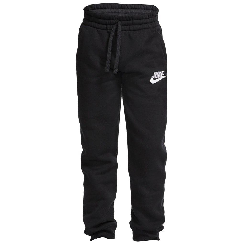 Foto de Nike Sportswear Club Fleece Pantalones para niños - black/black/white CI2911-010