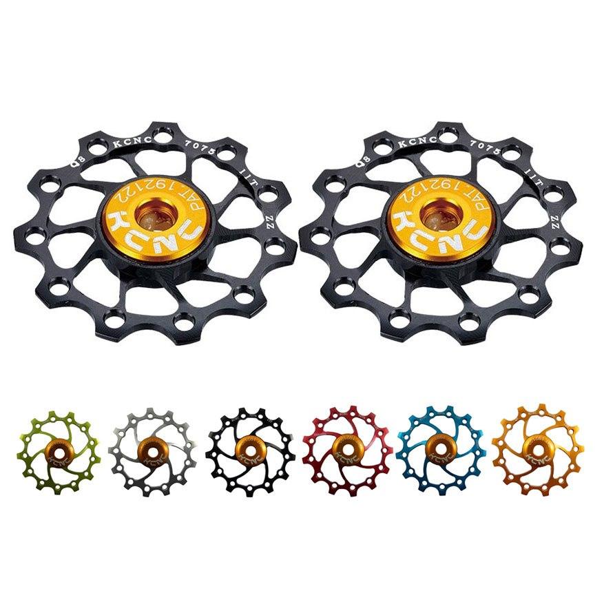 KCNC Jockey Wheels Ultra Light Version Aluminium (pair)