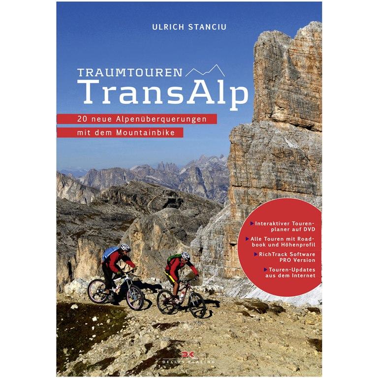 Traumtouren Transalp - 20 neue Alpenüberquerungen mit dem Mountainbike