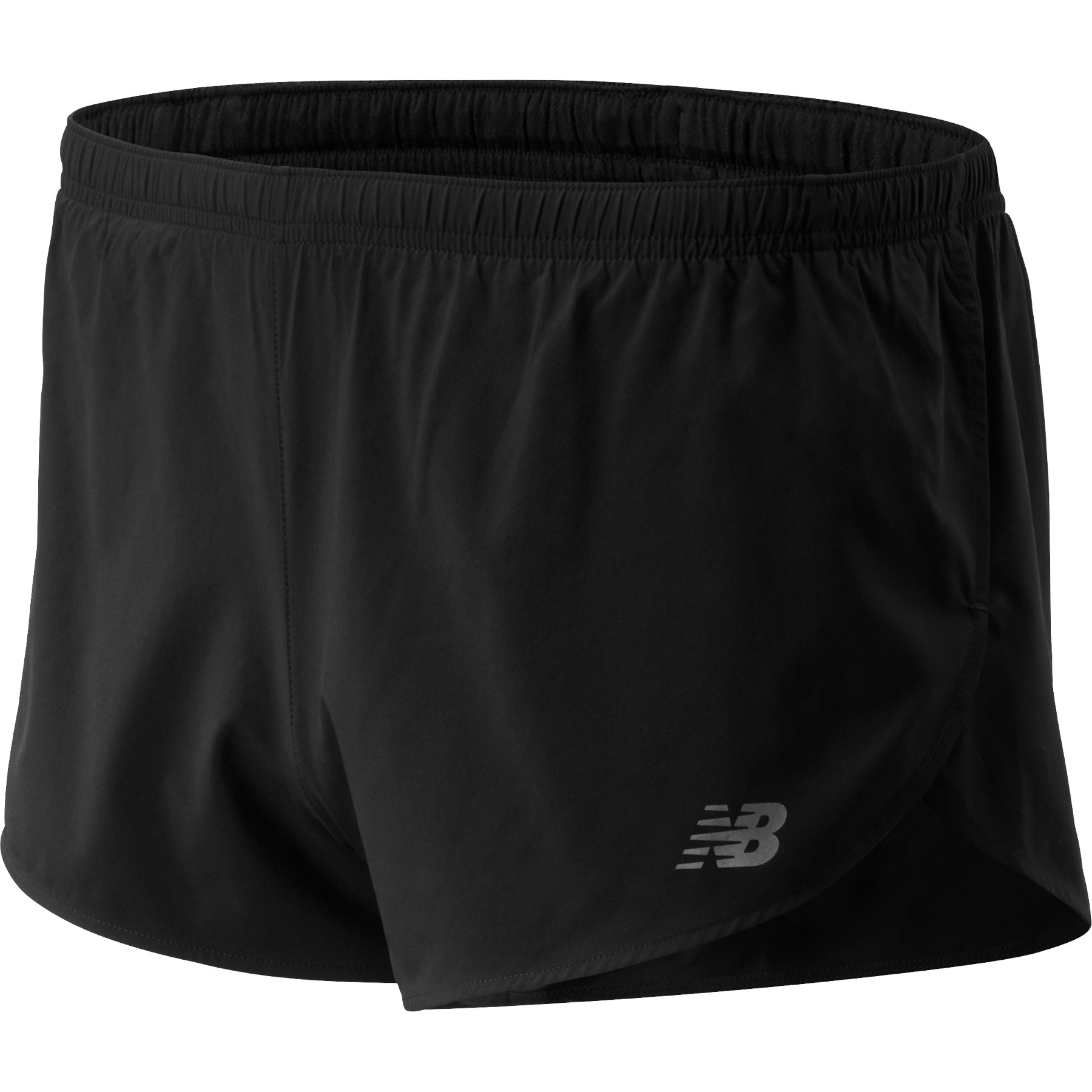 "New Balance Accelerate 3"" Split Men's Running Shorts - Black"
