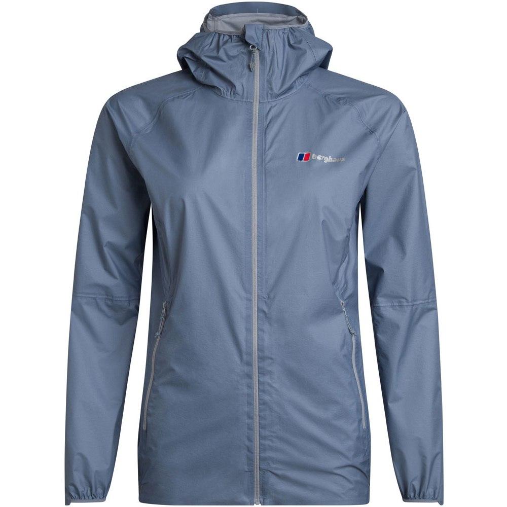 Berghaus Women's Hyper Waterproof 140 Jacket - Trade Winds BE7