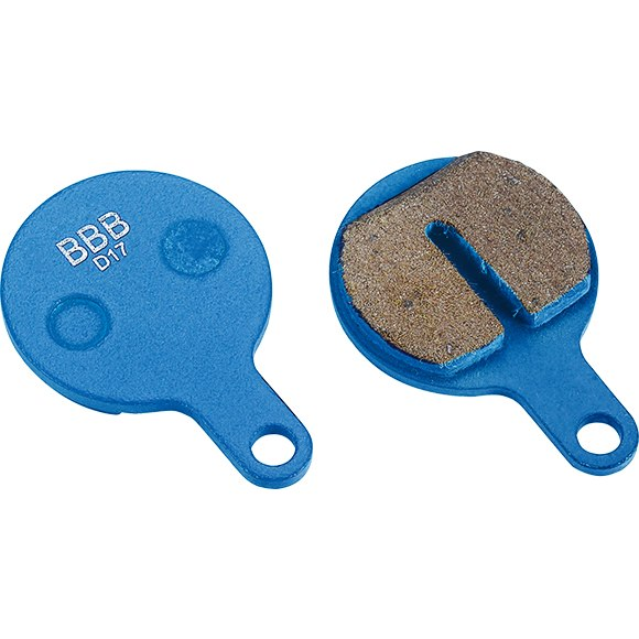 BBB Cycling DiscStop BBS-76T Brake Pads for Tektro IOX, MD-M311, LYRA and Novela (> 2010)
