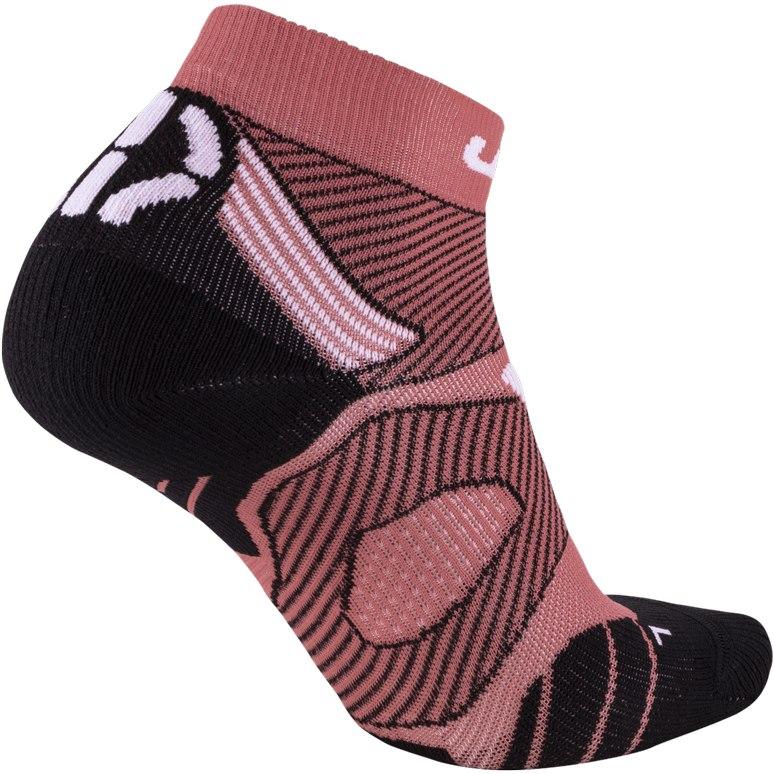 Bild von UYN Running Marathon Zero Socken Damen - Coral/White